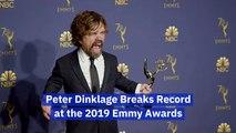 Peter Dinklage Makes Emmy History