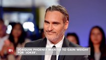Joaquin Phoenix's Diet For 'Joker'