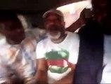 Arrestation de Koffi Olomide à Kinshasa.