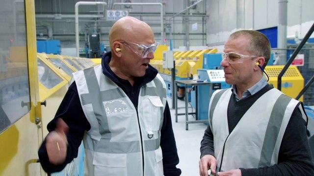 BBC Inside the Factory Mattresses
