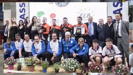 Quarts de finale, tir progressif U18, Mondial Jeunes U18 et U23, Alassio 2019