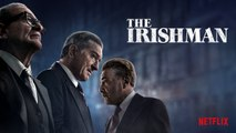 The Irishman Trailer (2019) Drama Movie