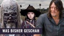 The Walking Dead Staffel 10 geht schon bald los. Das nehmen wir zum Anlass, um euch eine weitere Ausgabe von Was bisher geschah zu präsentieren. Wir fassen Staffel 9 Teil 2 für euch zusammen von Alpha, bis Negan.