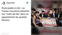 Lille. La France insoumise présente deux chefs de file pour les municipales