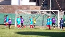 Championnat U14 Ligue.  LAMBERSART - VERMELLES :  3 - 2  (0-1)
