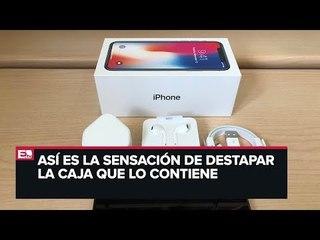 Unboxing nuevos Iphone