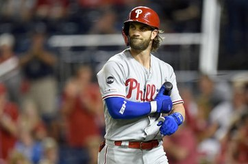 Bryce Harper Calls out Washington Nationals Fans' Heckling
