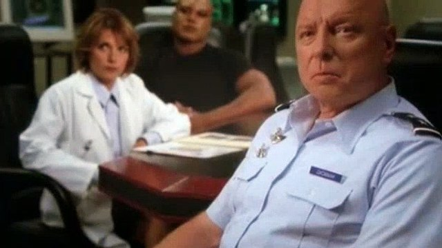 Stargate SG Season 6 Episode 14 Smoke & Mirrors