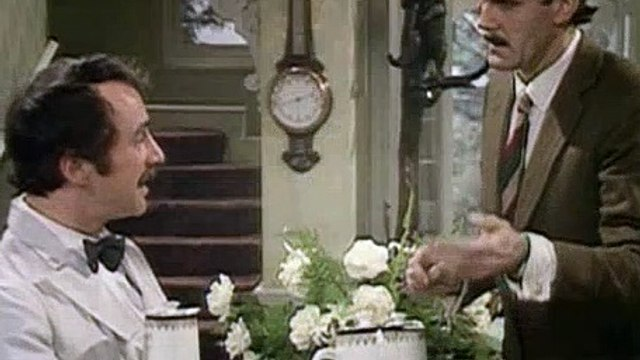 Fawlty Towers Season 1 Episode 1 - A Touch of Class