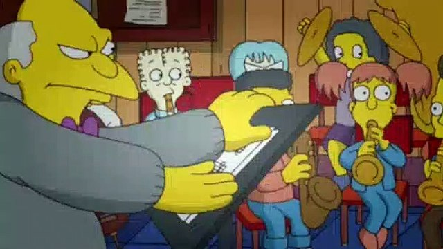 The Simpsons Season 24 Episode 6 - A Tree Grows in Spring