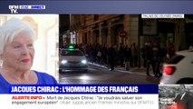 """""""Ma peine est immense. C'était comme un frère"""" Line Renaud, très émue, rend hommage à Jacques Chirac"""