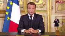 Emmanuel Macron : Jacques Chirac, «un homme d'État que nous aimions autant qu'il nous aimait»