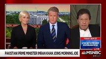 While USA was spending Taxpayers money on a futile war, China was building world-class infrastructure - Imran Khan on MSNBC