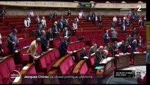 Mort de Jacques Chirac : la classe politique salue unanimement l'homme d'État