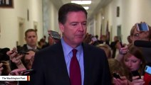 Comey: Ukraine Scandal Brings Back 'My First Impressions' Of Trump
