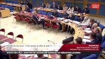 Statut de l'élu : audition de Jacqueline Gourault et Sébastien Lecornu - Les matins du Sénat (26/09/2019)