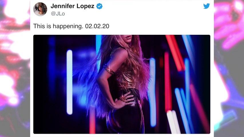 Jennifer Lopez, Shakira to perform Super Bowl LIV halftime show