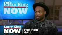 """It's fluid"": Todrick Hall on the evolution of the word 'queer'"