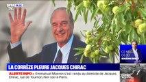 """La Corrèze rend hommage à Jacques Chirac, """"l'enfant du pays"""""""