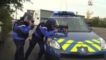 Gendarmerie Exercice Attentat Pontivy - Bretagne Télé