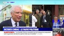 """Dominique de Villepin sur la mort de Jacques Chirac: """"J'ai pleuré et en même temps, j'ai ressenti une immense reconnaissance"""""""