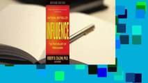 [NEW RELEASES]  Influence: The Psychology of Persuasion