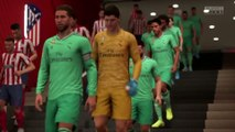 Atletico Madrid - Real Madrid : notre simulation FIFA 20 en vidéo
