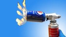 5 AMAZING Life Hacks Coca cola Pepsi