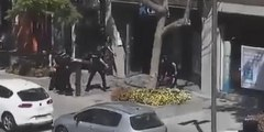 Este atraco de película en Estepona con dos ladrones detenidos se hace viral
