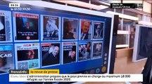 """""""Adieu"""", """"Sans Chichi"""", """"Tellement Français"""": La presse française rend hommage à Jacques Chirac avec des éditions spéciales"""