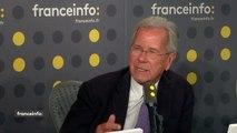 """""""Il y a quelque chose de plus grand chez Chirac"""" que chez les autres hommes politiques, selon Jean-Louis Debré"""