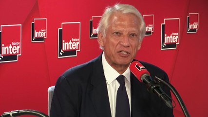 Dominique de Villepin - France Inter vendredi 27 septembre 2019