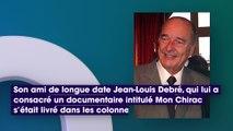 Mort de Jacques Chirac  son ami Jean-Louis Debré se livre sur sa fin de vie