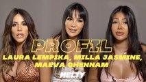 Milla Jasmine, Laura Lempika, Maeva Ghennam - Quelle place pour la femme à la télé ?