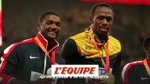 Bolt «Gatlin m'a obligé à rester au top» - Athlétisme - Interview