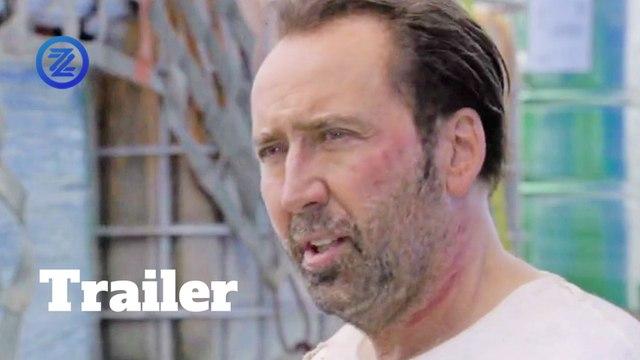 Primal Trailer (2019) Nicolas Cage, Famke Janssen Action Movie HD