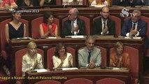 Senato &' Cultura – Omaggio a Napoli (14.09.19)