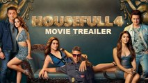 Housefull 4 _ Movie Trailer _ Akshay Kumar, Riteish Deshmukh, Bobby Deol, Kriti Sanon, Pooja Hegde & Kriti Kharbanda _Movie Release on 25 Oct 2019