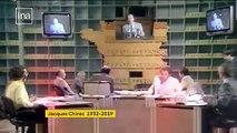 Jacques Chirac, un parcours politique entre échecs et succès