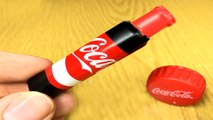 Make your DIY MINI Coca Cola