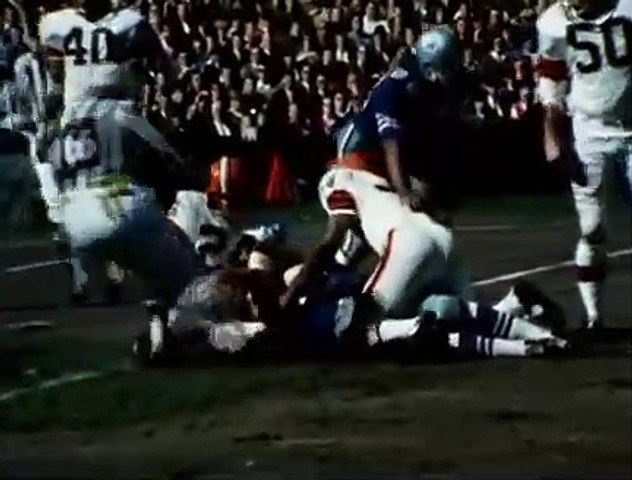 NFL 1966 Week 07 - Dallas Cowboys @ Cleveland Browns - Highlights