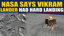 NASA UNABLE TO LOCATE VIKRAM LANDER, TWEETS PICS OF SITE |OneIndia News