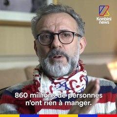 Le Speech de Massimo Bottura