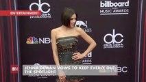 Jenna Dewan Protects Her Child