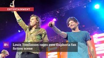 Louis Tomlinson Talks About This 'Euphoria' Clip