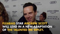 Andrew Scott Will Be 'The Talented Mr Ripley'