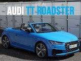 Essai Audi TT Roadster 45 TFSI 245 Quattro S-Tronic S-Line 2019