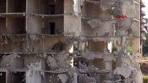 Erzurum'da new city konutlarını yıkan firma yetkilisi mezarlık inşa edilmiş-2