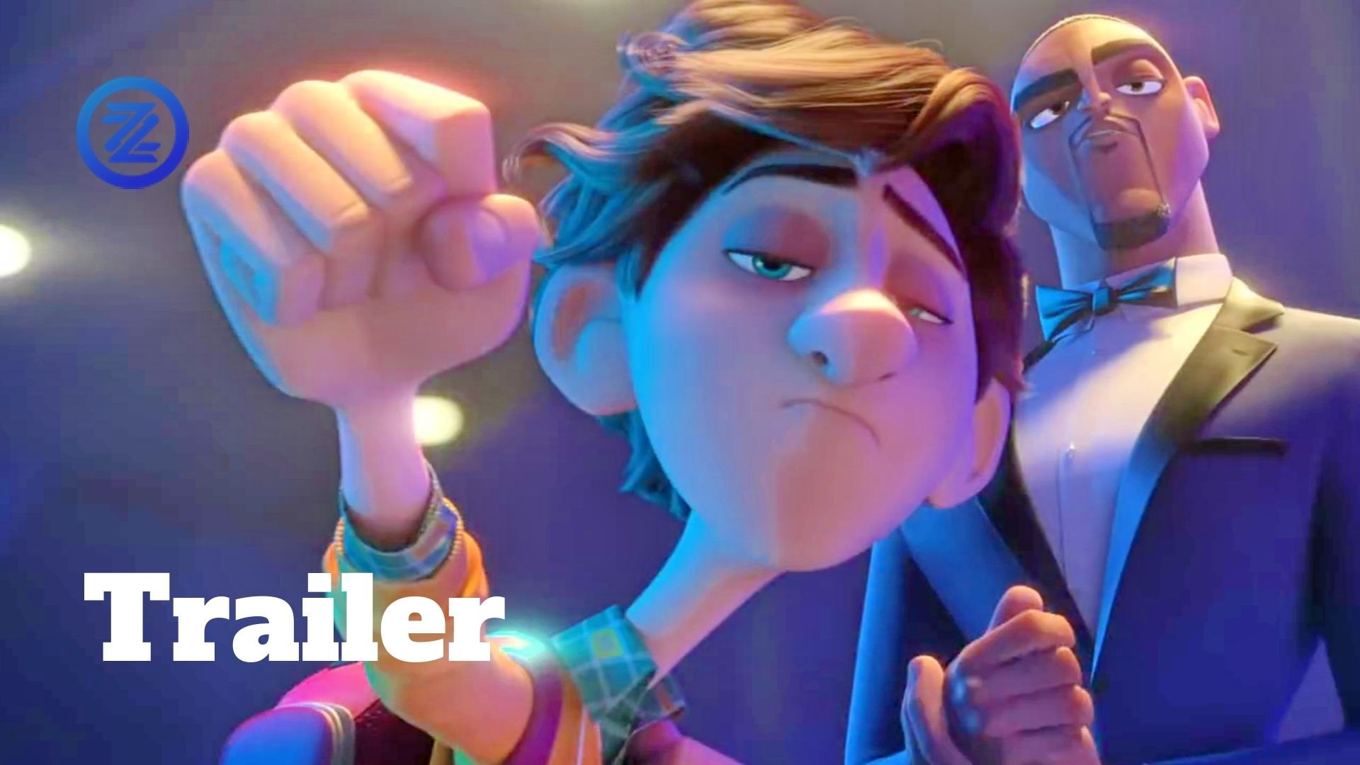 Spies In Disguise Trailer 3 2019 Will Smith Tom Holland Action Movie Hd Video Dailymotion