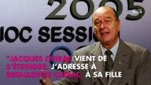 Jacques Chirac : Quand Bernadette Chirac a refusé qu'il vote pour François Hollande